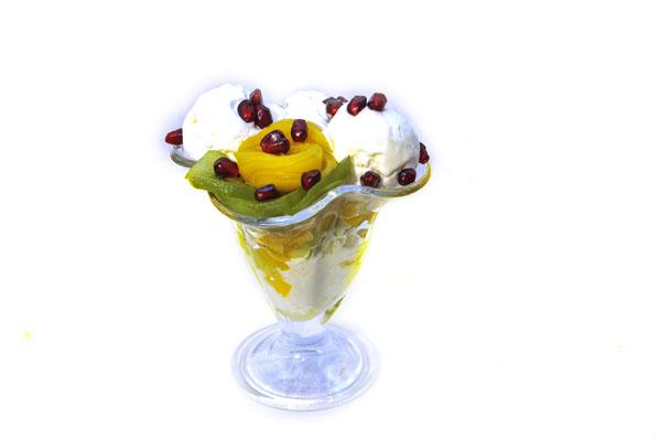 Мороженое «Фруктовый бриз»