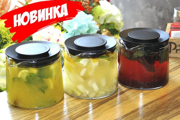 Фруктово-ягодные напитки